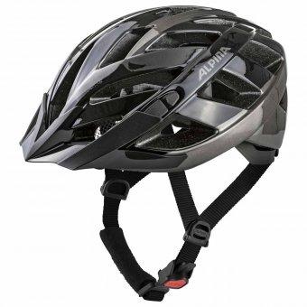 Alpina Panoma 2.0 Fahrradhelm black-anthracite | 56 - 59 cm