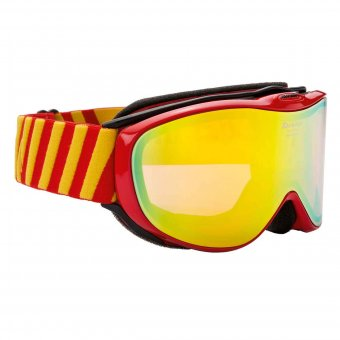 Alpina Challenge 2.0 MM red Skibrille