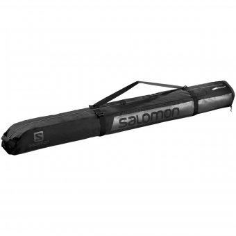 Salomon Extend 1Pair 165+20 black SkiBag Skisack